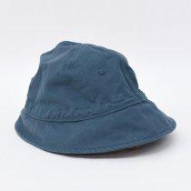 DECHO(デコー)PUTON HAT ブルー