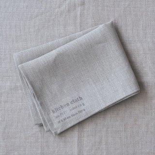 Fog linen work(フォグリネンワーク)普通地リネンキッチンクロス ナチュラル