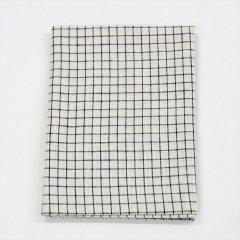 Fog linen work(フォグリネンワーク)リネンテーブルクロスS ジェン(130×130cm)