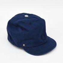 Decho(デコー)BALL CAP ブルー(ウェザークロス)
