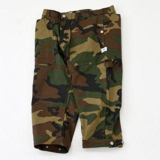 SASSAFRAS(ササフラス)Fall Leaf Gardener Pants 2/3 ウッドランドカモ(ウィーズポプリン)
