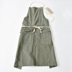 UTO(ユート)SWD TENT CLOTH WORK APRON Type-A(LIFETIME 15th Anniversary)