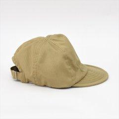 Decho(デコー)FATIGUE CAP ベージュ(T/Cカツラギ)