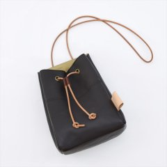 Suolo(スオーロ)Normandy POLE Leather チョコ