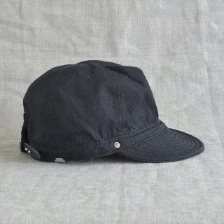 DECHO(デコー)KOME CAP ブラック(セルビッチダック)