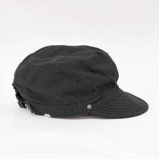 DECHO(デコー)SERVICE CAP ブラック(セルビッチダック)