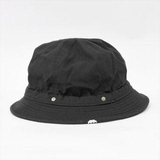 DECHO(デコー)KOME HAT ブラック(セルビッチダック)