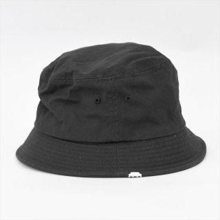 DECHO(デコー)BUCKET HAT ブラック(セルビッチダック)