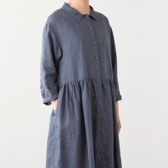Fog linen work(フォグリネンワーク)アナベラ ワンピース アルドワーズ(リネン)