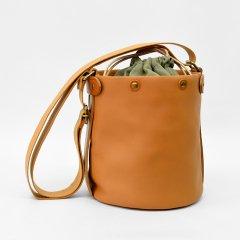 Suolo(スオーロ)SAND mini Leather キャメル(レザー)