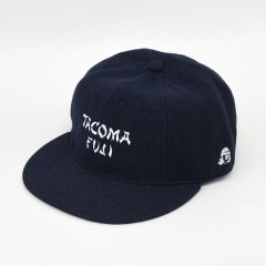 Tacoma Fuji Records(タコマフジレコード)TACOMA FUJI CAP (6th ver.) ネイビー