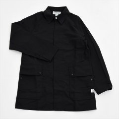 Sassafras(ササフラス)FALL LEAF COAT ブラック(60/40ロクヨン)