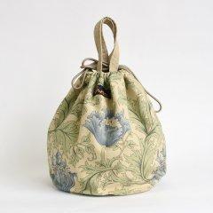 Napron(ナプロン)PATIENTS BAG William Morris(ウィリアムモリス)ベージュ