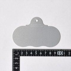 イギリスAlitags(アリタグス)ビクトリアン・ハンギングA(10cm、1ホール)5枚セット