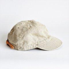 Decho(デコー)SHALLOW KOME CAP キナリ(リネン)