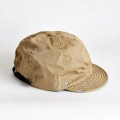 Decho(デコー)BALL CAP CHINO ベージュ(チノ)