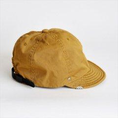 Decho(デコー)BALL CAP CHINO マスタード(チノ)