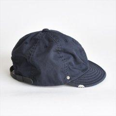 Decho(デコー)BALL CAP CHINO ネイビー(チノ)