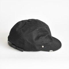 Decho(デコー)BALL CAP CHINO ブラック(チノ)