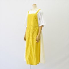 Napron(ナプロン)EURO KITCHEN APRON SKIRT イエロー