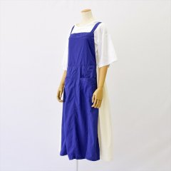 Napron(ナプロン)EURO KITCHEN APRON SKIRT ブルー