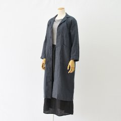 Fog linen work(フォグリネンワーク)マーラワークコート(リネン)ロベール