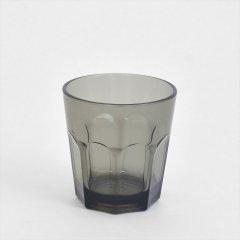 台湾Ever Plus(エバープラス)Illuminationタンブラー225mL(プラスチックグラス)スモーク