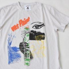 TACOMA FUJI RECORDS (タコマフジレコード)Wet Paint designed by Hisham Akira Bharoocha アイスグレー