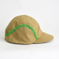 Decho(デコー)MESH CAP ベージュ