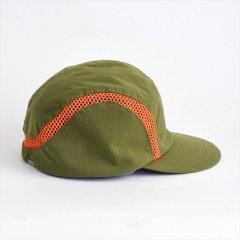 Decho(デコー)MESH CAP オリーブ