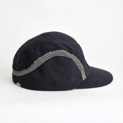 Decho(デコー)MESH CAP ブラック
