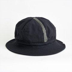 Decho(デコー)MESH HAT ブラック