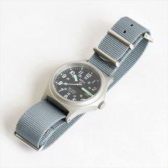 スイスMWC(ミリタリーウォッチカンパニー)Genuine G10 Watch グレー