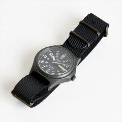 スイスMWC(ミリタリーウォッチカンパニー)Genuine G10 Watch ブラック