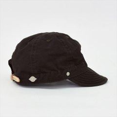 Decho(デコー)SHALLOW KOME CAP ブラウン