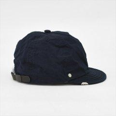 Decho(デコー)BALL CAP BACKLE ネイビー(リップストップ)