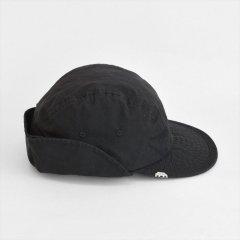 Decho(デコー)ALLWEATHER CAP ブラック(リップストップ)