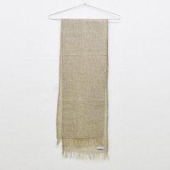 fog linen work(フォグリネンワーク)リネンスカーフS|ナチュラル