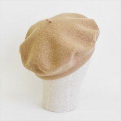 フランスKanopi(カノピ)Le Beret Francais Standard キャメル(ウールベレー帽)