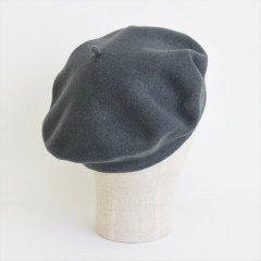 フランスKanopi(カノピ)Le Beret Francais Standard グレー(ウールベレー帽)