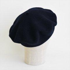 フランスKanopi(カノピ)Le Beret Francais Standard ダークブルー(ウールベレー帽)