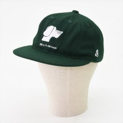 Tacoma Fuji Records(タコマフジレコード)DOG IS MY SALVATION CAP designed by Yachiyo Katsuyama
