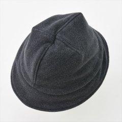 Decho(デコー)PUTON HAT チャコール(メルトン)