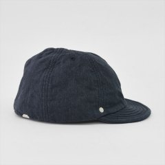 Decho(デコー)JACQUARDQUILT BALL CAP ネイビー(ジャカード)