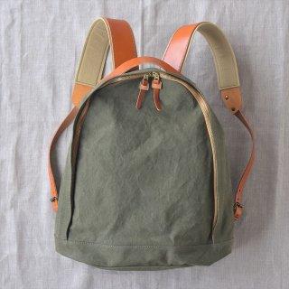 Suolo(スオーロ)WOODPACK ナイトブラック(ミリタリーキャンバス)