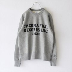 Tacoma Fuji Records(タコマフジレコード)TACOMA FUJI RECORDS, INC. SWEAT ヘザーグレー