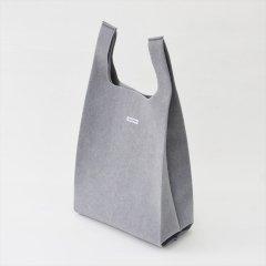 Napron(ナプロン)SHOPPING BAG グレーL(再生PETフェルト)