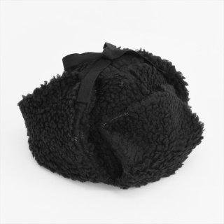Decho(デコー)RETRO EAR CAP ブラック
