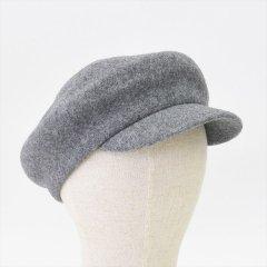 Decho(デコー)BASQUE CAP グレー(ウール)