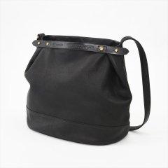 Suolo(スオーロ)CROP2 leather ブラック